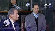 رودررویی ۲ رئیس جمهور مخلوع و ادعای مبارک!
