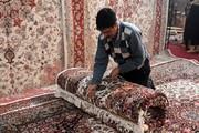 2.5 مليون حائك في صناعة السجاد اليدوي الايراني
