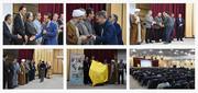 برگزاری مراسم گرامیداشت هفته پژوهش و فناوری در دانشگاه سمنان