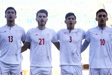 برد پرگل تیم ملی امید مقابل کویت
