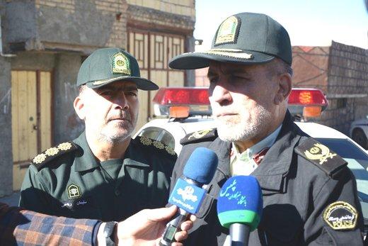 دستگیری ۲۱ خردهفروش موادمخدر/ پلمپ ۷ منزل توزیع مواد افیونی در شهرکرد