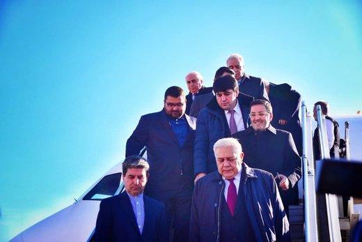 ورود رئیس مجلس ملی جمهوری آذربایجان به ارومیه