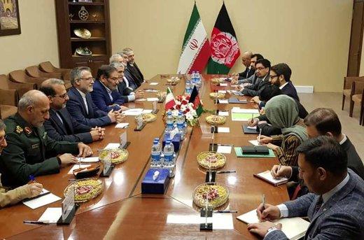 المفاوضات ستستمر بين ايران وطالبان