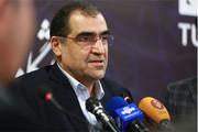 وزیر بهداشت: بیمارستان دوم سرپلذهاب به همت خیران کاشانی به بهرهبرداری میرسد
