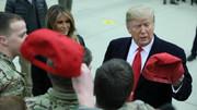 ترامپ به آلمان رفت/ رئیسجمهور آمریکا: اسراییل با دلارهای آمریکا از خود محافظت میکند