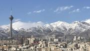 ۱۷روز هوای پاک، سهم تهرانیها از آب و هوا