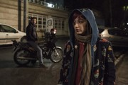 روشنک گرامی، جلوی دوربین فیلمی سینمایی/ عکس