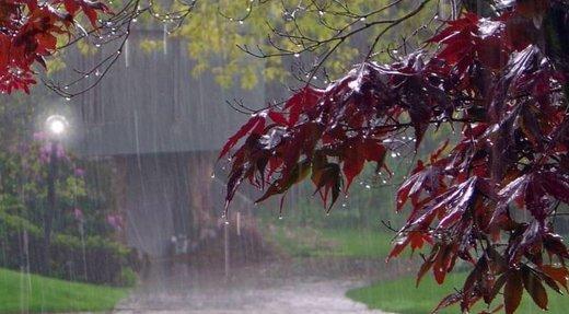 باران و برف غرب و شمال غرب کشور را دربرمیگیرد