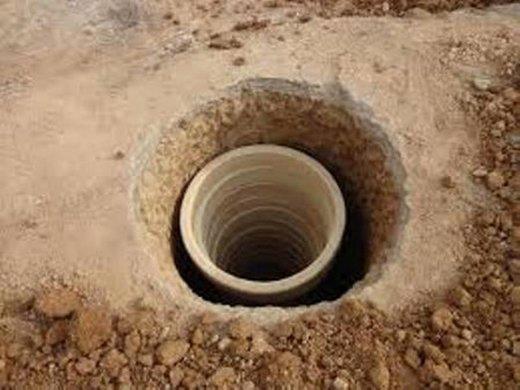 کارگر سالخورده ته چاه افتاد و بعد از چند ساعت نجات یافت