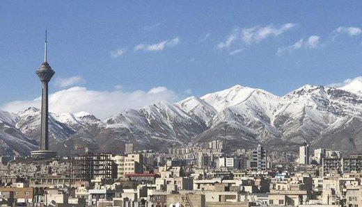 تهرانی از اول امسال فقط  ۱۵ روز هوای پاک داشت