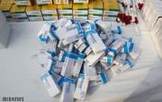 کشف ۱۶۰۰ عدد داروی قاچاق و غیرمجاز در فلاورجان