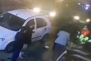فیلم | ضارب پلیس راهور مست بود