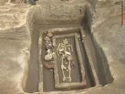 کشف اسکلت انسان غول پیکر ۵ هزار ساله