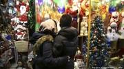 فیلم   گزارش یورونیوز از کریسمس در ایران