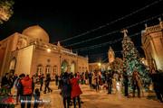 تصاویر   حال و هوای ایرانیترین کریسمس دنیا