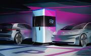 شارژ خودروی برقی تنها در ۱۷ دقیقه