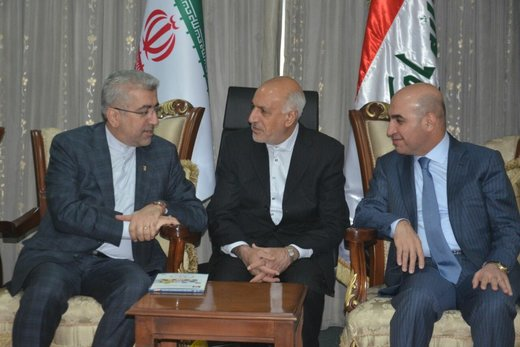 Iraq ready for cooperation with Iranian companies in developmental sector