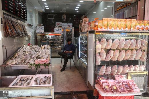 مردم مرغ نخریدند، قیمتها رو به کاهش گذاشت