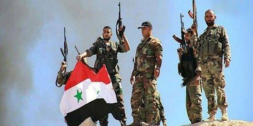 اهتزاز پرچم سوریه بر فراز منبج/ واکنش مسکو