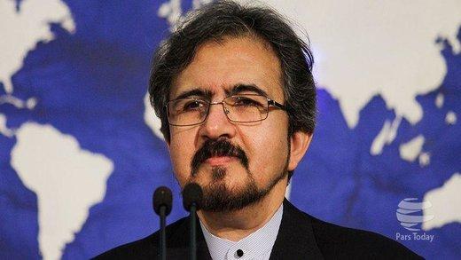 واکنش ایران به تحولات منبج
