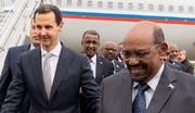 جزییاتی تازه درباره دیدار بشار اسد و عمرالبشیر