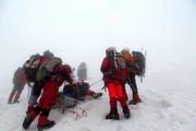 گروه کوهنوردی در شاهکوه گم شد