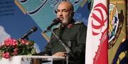 سردار سلامی: عقل استراتژیک آمریکا رو به حال پایان است