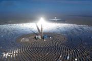 فیلم | اولین نیروگاه خورشیدی ۱۰۰ مگاواتی جهان را ببینید