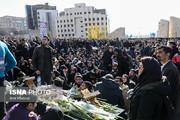 تصاویر | تجمع دانشجویان علوم و تحقیقات در اعتراض به مسئولین دانشگاه آزاد