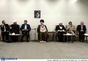 ناگفته ها از  جلسه رهبر انقلاب با نمایندگان کاندیداهای ٨٨/ رهبر انقلاب به نمایندگان موسوی و کروبی چه گفتند؟
