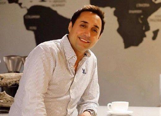 عکس   سلفی بازیگر سریال «شهرزاد» با اصغر فرهادی