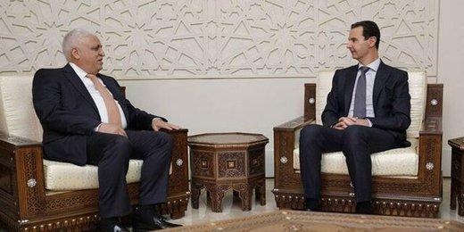 پیام مهم عراق به بشار اسد