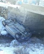 باز هم سقوط سرویس دانشآموزان، این بار در روستایی در ارومیه