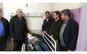 تصادف سرویس مدرسه در ارومیه/ عکس
