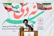فتنه در انتخابات ۹۸ و ۱۴۰۰ به روایت احمد خاتمی/ دشمنان میخواهند ملت ایران را خسته نشان دهند