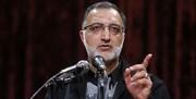 زاکانی: مجلس ما تکنفره است و تصمیمگیر همه چیز آقای لاریجانی است