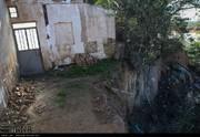 اتفاق عجیب در یک روستا؛ زمین فروریخت و خانهها ویران شد/ تصاویر