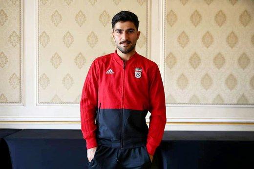 واکنش امیر عابدزاده به حرکت جالبش در پرتغال