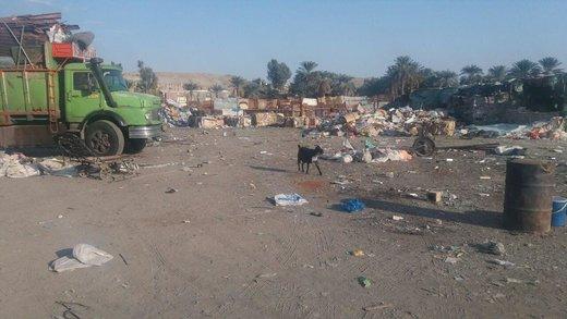 خطر کارگاههای زباله در کمین کریمآبادیها