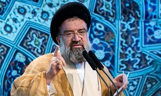 احمد خاتمی: حماسه 9 دی نظام اسلامی را در برابر دشمنان بیمه کرد