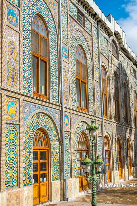توصیف آملیا گردشگر اندونزیایی از ایران
