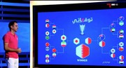 تماشاگر ویژه بازی دوستانه ایران و قطر/عکس