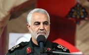 سردار سلیمانی: حضور بشار اسد در کشورمان مانند بمب در منطقه صدا کرد