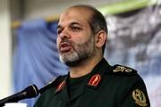 سردار وحیدی: باید زنجیره تامین دفاعی کشور را مستقل طراحی کنیم