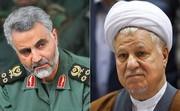 فیلم | سردارسلیمانی: مرحوم هاشمی اصرار داشت عملیات کربلای ۵ انجام بگیرد