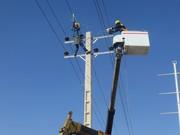 برگزاری مانور گروهی اصلاح شبکه 20کیلوولت برق در شمال غرب کرمان با هدف پایدارسازی شبکه توزیع