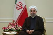 Iran president congratulates counterparts on Christian New Year