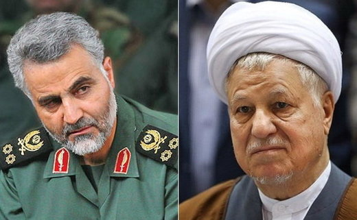 فیلم   سردارسلیمانی: مرحوم هاشمی اصرار داشت عملیات کربلای ۵ انجام بگیرد