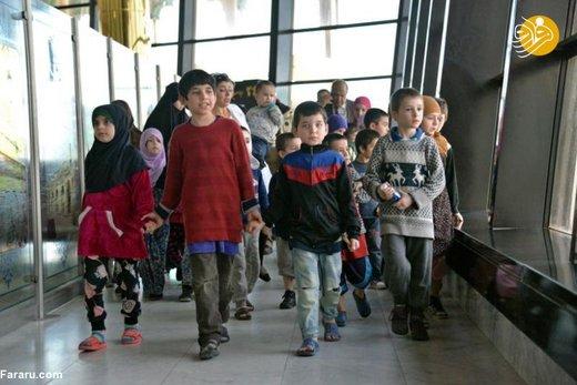 آلمان ۱۱ کودک تکفیری را به عراق بازگرداند