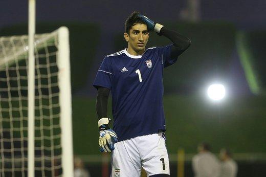 بیرانوند در بین ۵ دروازهبان برتر جام ملتها/عکس